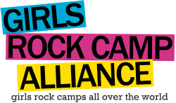 Girls Rock Camp Alliance logo